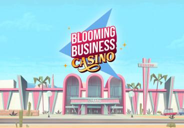 Blooming Business : un jeu de simulation de casino pour les fans de craps !