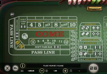 Pourquoi le craps en ligne est-il en passe de devenir le vrai patron des casinos ?