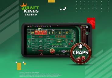 DK Craps : le jeu de craps de DraftKings Casino déployé sur tout le territoire américain (ou presque)